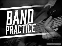 Band Prac